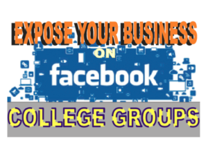 I Will Advertise Your Website To Usa COLLEGE Groups On Facebook