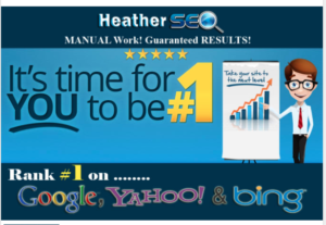 I Will Do Rank 1 On Google With 1000 High Pr Manual POWERFUL Seo Backlinks