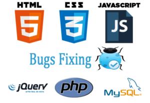 I will do php mysql javascript jquery ajax html css