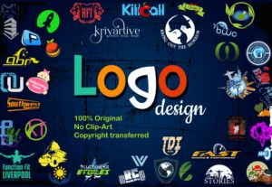 I Will Design 2 Awesome Logo In 24 Hrs With FREE Revisions