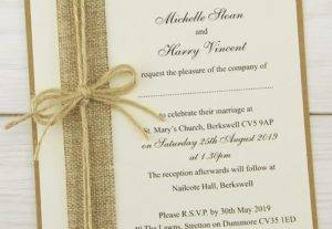 I Will Print And Digital Invitation Design For You