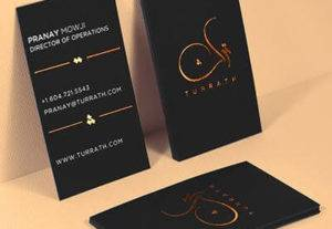 I Can Create More Different Business Card Design Within 5 Hours