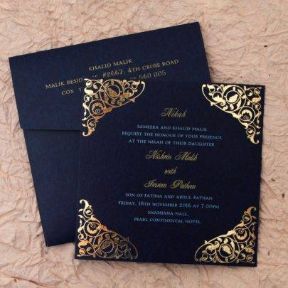 I Will Design Print And Digital Invitation Design For You