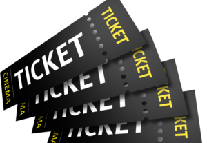 I Will Design Movie Tickets With Graphic Designer Work