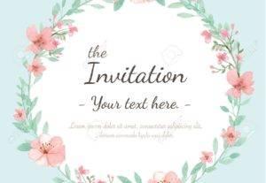 I Will Do Best Graphic Design Project Nigeria For Invitation Card