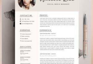 I Will Do Resume CV Design With Graphic Design Jobs Service