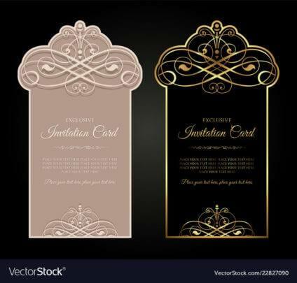 I Will Do Best Graphic Design Jobs Nigeria For Invitation Card