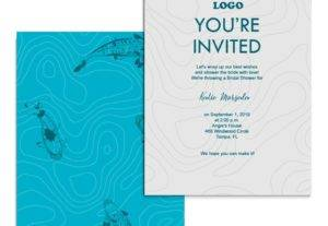 I Will Do Best Graphic Design For Invitation Card Project