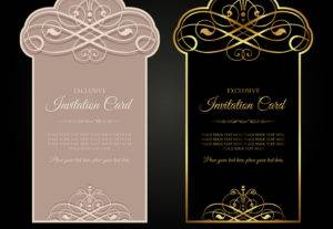 I Will Create Wedding Invitation Card By Best Graphic Design Project