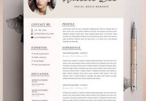 I Will Design Well CV Service By Best Graphic Designer