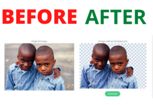 I will do professional photo background removal